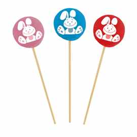 Easter rabbit lollipop
